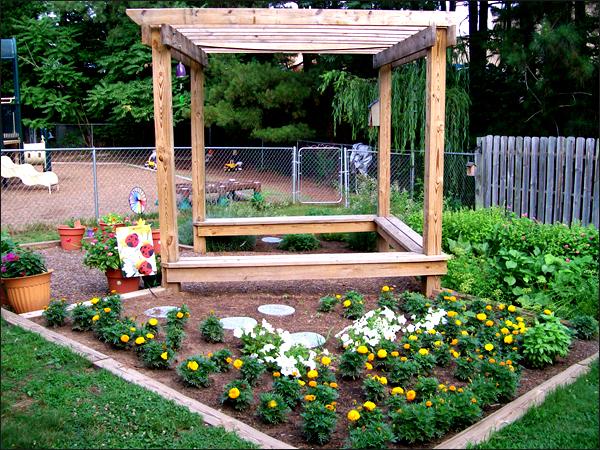 Children\'s Campus - Chapel Hill Daycare - Garden - Children\'s Campus ...