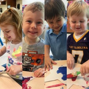 5 star preschool in greenville for three year olds