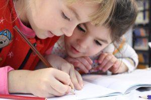 Teaching Kids Handwriting Greenville Preschool