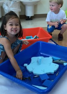 Greenville NC Preschool 2 year old classes